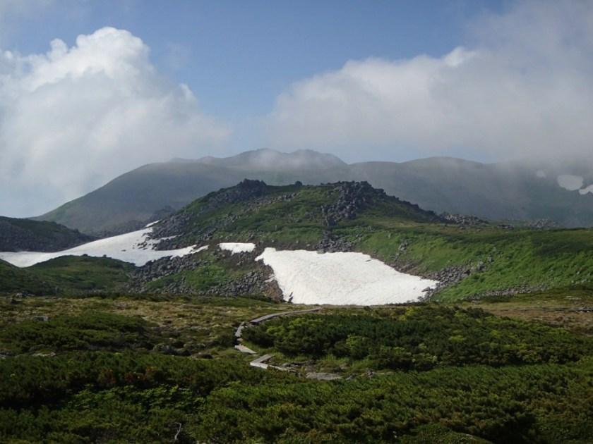 トムラウシ山1