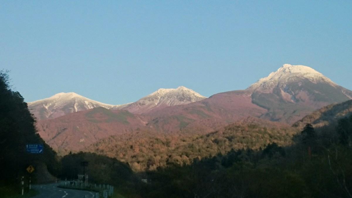 2017年10月14日 知床登山道整備・ヒグマの痕跡