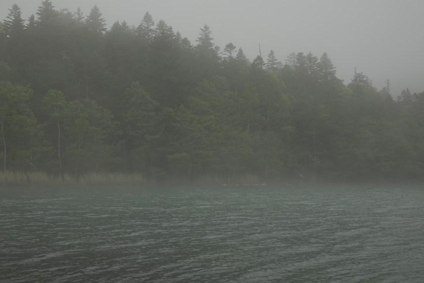 オンネトーの霧