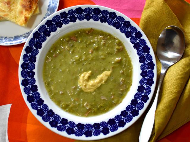 体も心も温まるフィンランドの豆スープ Hernekeitto