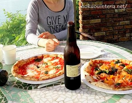 鹿児島のピザ屋