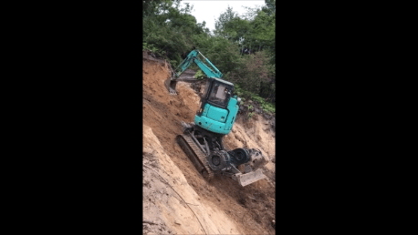 滝上公園災害復旧工事
