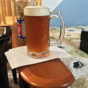 Picture of a craft beer