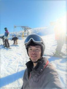 澳洲打工度假-滑雪