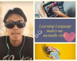 學外語豐富我的生活