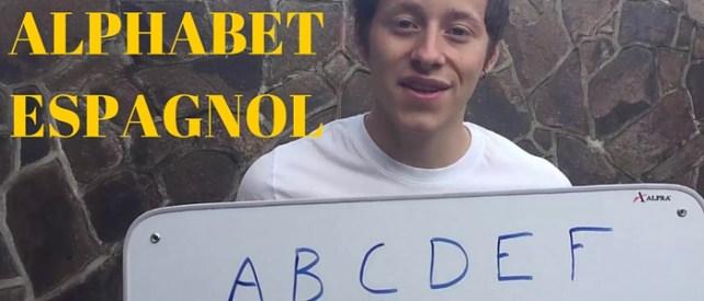 L'alphabet en espagnol