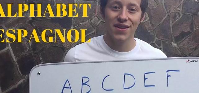 Connaître l'alphabet espagnol