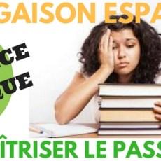 CONJUGAISON – maîtriser le PASSÉ SIMPLE en ESPAGNOL (prétérito indefinido)