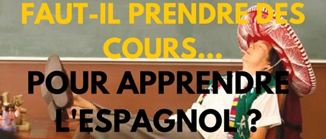 FAUT-IL PRENDRE DES COURS...