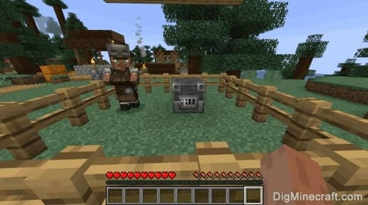 How to Cure a Zombie Villagers in Minecraft