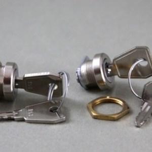 4 Integral locks for NOMADA & Zega PRO Panniers (set for 2 cases)