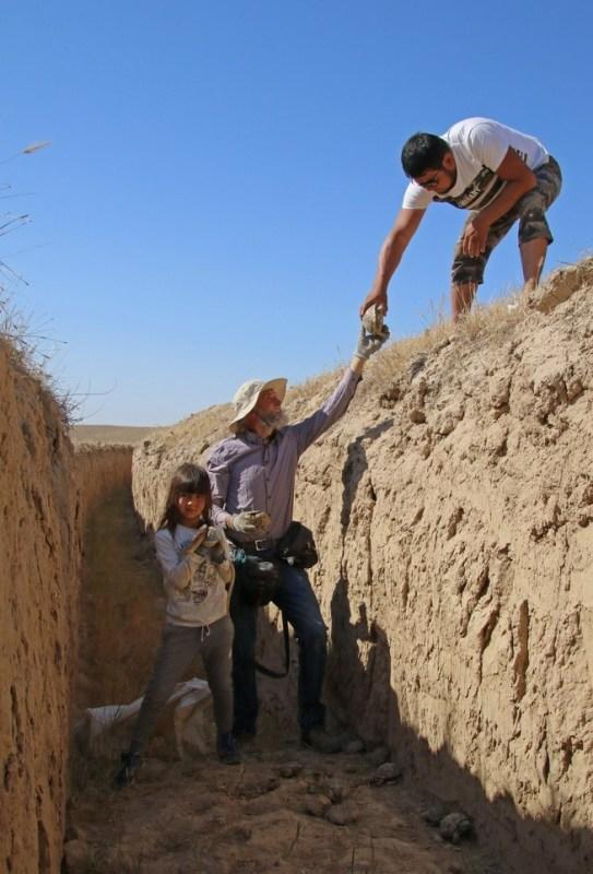 Linear infrastructure, Kazakhstan