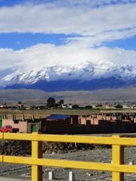 Blick auf die 'Cordillera Real' (bei Achacachi)