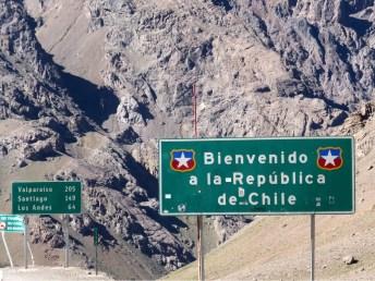...damit Chile...