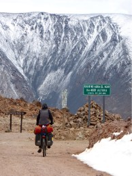 Abra de Acay, Argentiniens höchster Pass