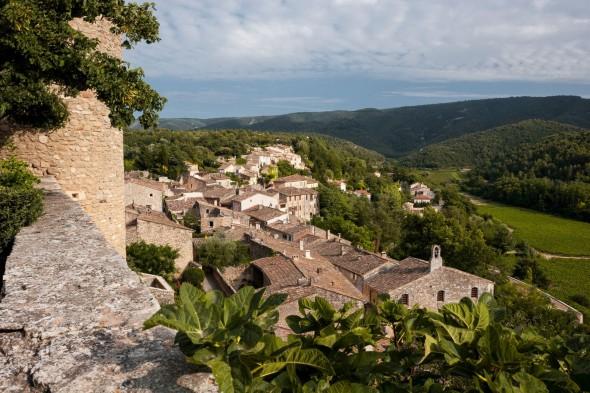 Menerbes-Vaucluse-Francia