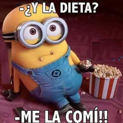 Y La Dieta Hola Xd