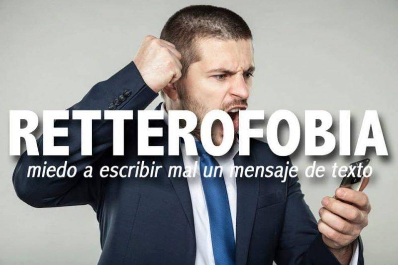 retterofobia