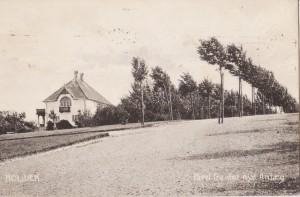 Gamle postkort og foto