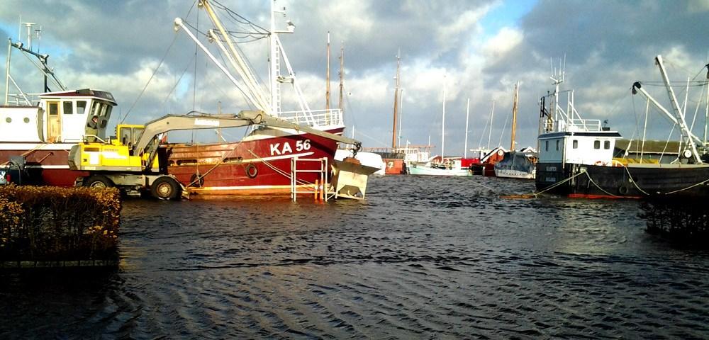 Oversvømmelse Holbæk Fredag 6.December