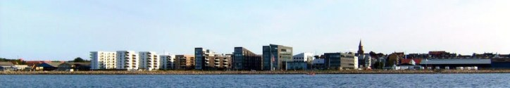 Holbæk Havnefront - Skyline