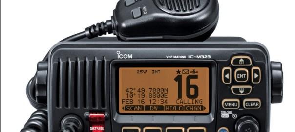 Digital VHF Radio - kursus i Holbæk Bådelaug