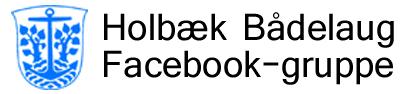 Holbæk Bådelaug's Facebook-gruppe