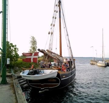 KLITTA I Holbæk Bådelaug