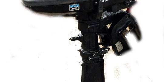 Mariner 4 påhængsmotor