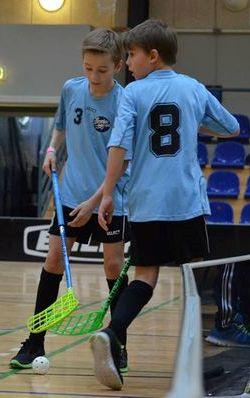 U13 besejrede topholdet i Lyngby