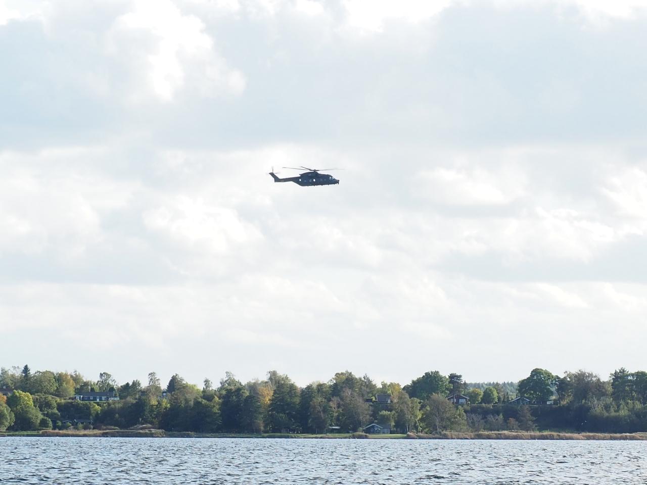 Drivende båd udløste redningsaktion på Lammefjorden