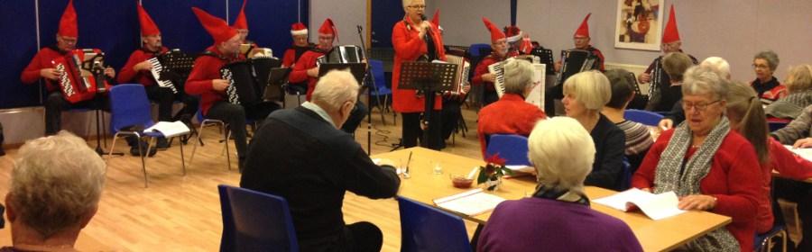 Ta' familien med til julehygge på HOM i Gundestrup
