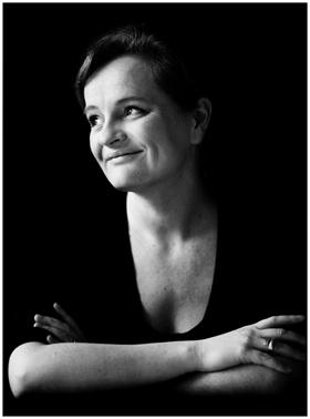 Forfatteren Dorthe Nors kommer til Holbæk Bibliotek. PR Foto.