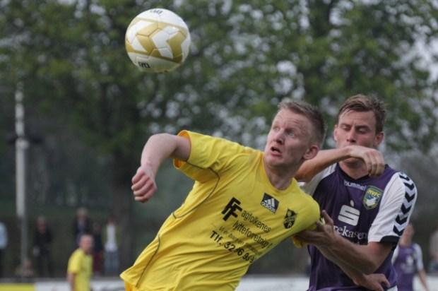 Nordvest FC vandt begge kampe mod Fremad Amager i sidste sæson. Men i år er Ama'rkanerne kommet bedre fra start, så det er spændende hvordan det gå i morgen i Sundby Idrætspark. Arkivfoto: Rolf Larsen.