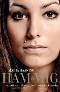 Forsiden til Maria Haanings bog. PR foto.