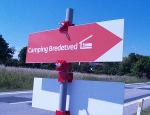 Vores fotograf lagde vejen forbi Camping Bredetved. Foto: Freelancefotografen.dk