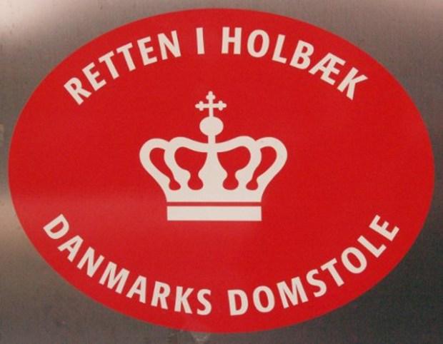Retten i Holbæk sendte brev med personfølsomme oplysninger i ti sager til forkert person.  Arkiv foto: Rolf Larsen.