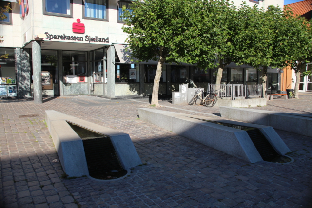 Sparekassen Sjælland har fyret 22 medarbejdere.  Foto: Rolf Larsen.