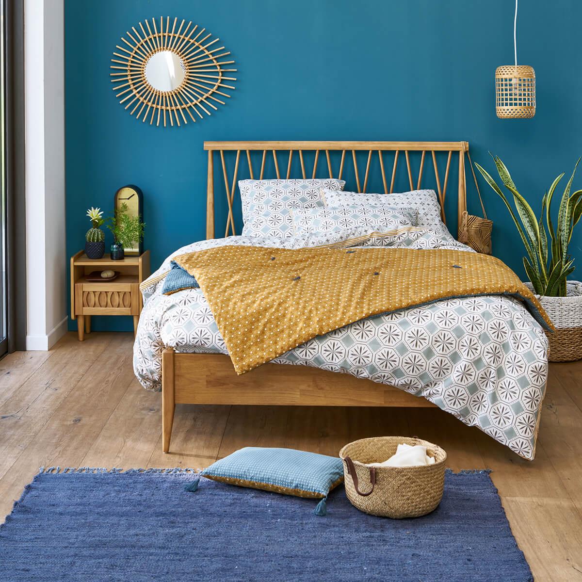 Idee Chambre Bleu Canard Et Jaune - Novocom.top