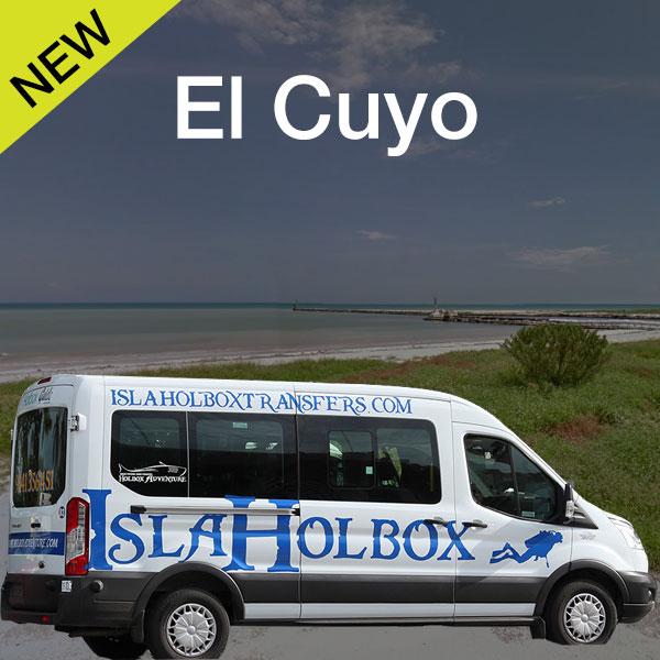 El Cuyo Holbox Adventure