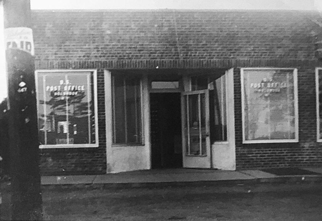 Holbrook NY Post Ofice - c.1948