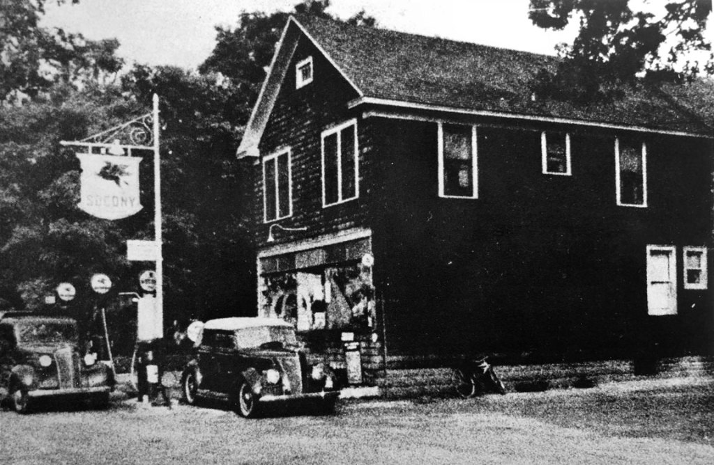 Wehrenberg's General Store, Holbrook, NY - c.1930