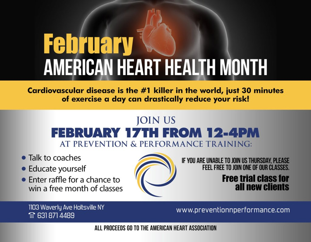 American Heart Health Month Meet & Greet