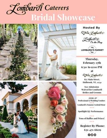 Lombardi's Caterers Bridal Showcase @ Villa Lombardi's | Holbrook | New York | United States