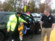 Holbrook Police Ride to School Program