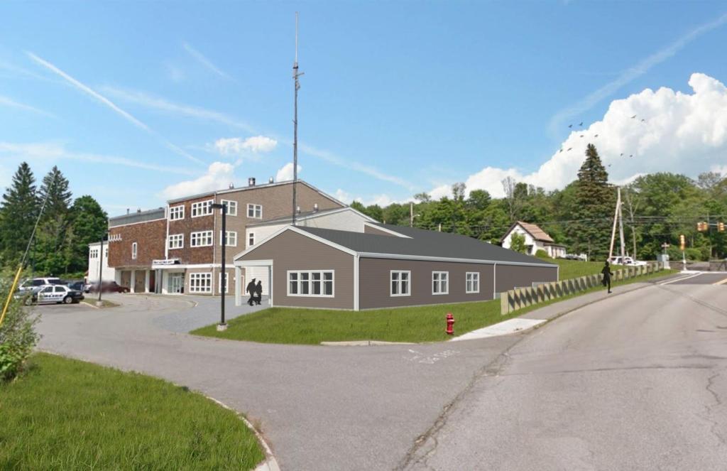 Holbrook Regional Emergency Communications Center Archives