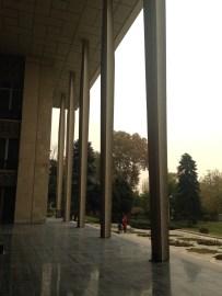Säulen Niavara-Palast