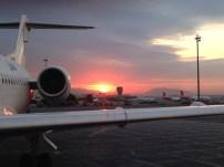 Leaving Tehran