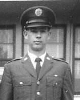 AB JOHN W. Gray, USAF, Basic Training, Lackland AFB, San Antonio, Tx, July 25, 1971