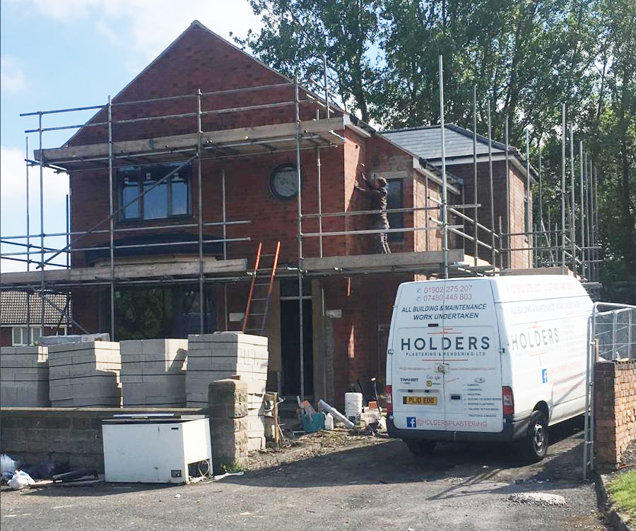 Plasterers in Sutton Coldfield